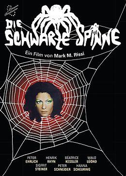 Die Schwarze Spinne DVD