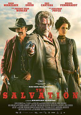 The Salvation (f) - Blu-ray Blu-ray