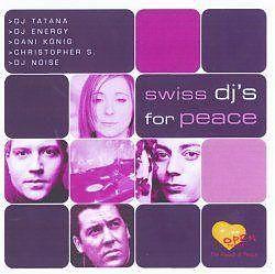 Swiss DJ's for peace