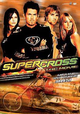 Supercross [Versione tedesca]
