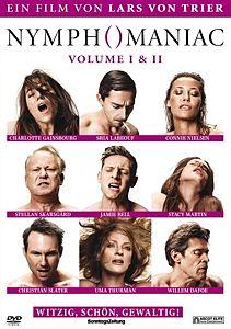 Nymphomaniac Vol  Disc