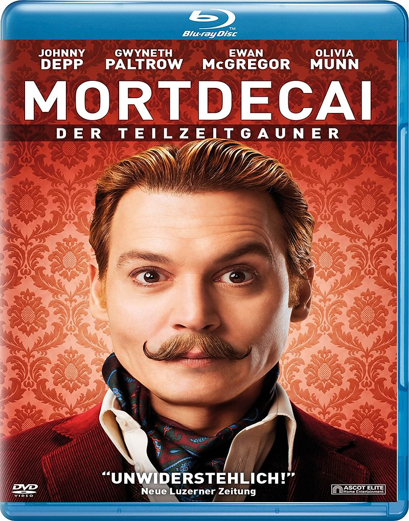 mortdecai blu ray kaufen kom dien und humor blu ray filme media markt online shop. Black Bedroom Furniture Sets. Home Design Ideas