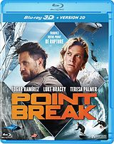 Point Break 3d/2d Blu-ray F