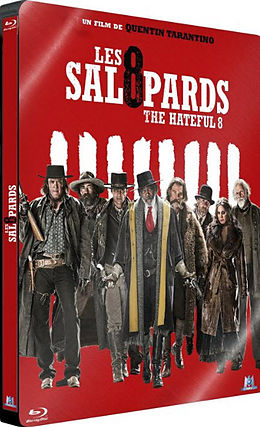 Les Huit Salopards (the Hateful Eight) Blu-ray F Blu-ray
