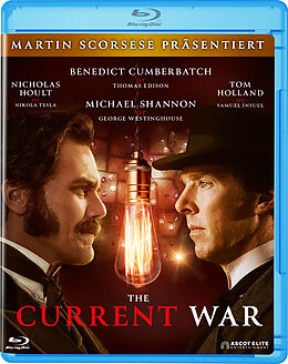 The Current War Blu-ray