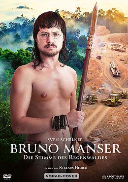 Bruno Manser - Die Stimme Des Regenwaldes DVD