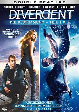 Divergent 1 & 2 Box DVD