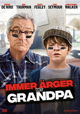 Immer Ärger mit Grandpa Cover