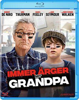Immer Ärger Mit Grandpa Br Blu-ray