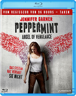 Peppermint - Angel Of Vengeance Blu Ray Blu-ray