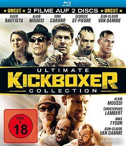 Kickboxer - Ultimate Collection - Teil 1+2 Blu Ray Blu-ray
