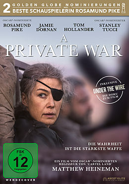 A Private War DVD