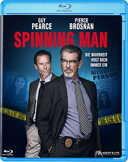 Spinning Man Blu-ray