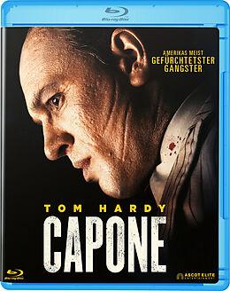Capone Br Blu-ray
