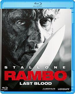 Rambo: Last Blood Blu Ray Blu-ray
