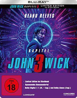 John Wick: Kapitel 3 Steelbook Blu-ray