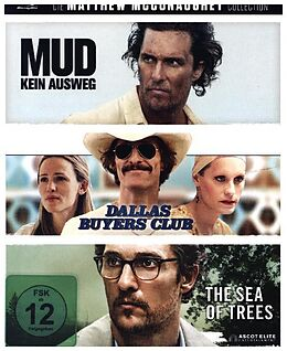 Matthew McConaughey Collection Blu-ray