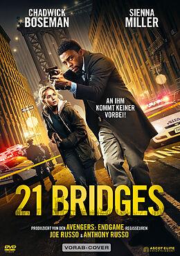21 Bridges DVD