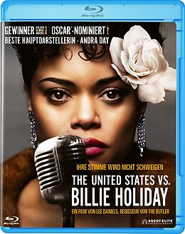 The United States vs. Billie Holiday Blu-ray
