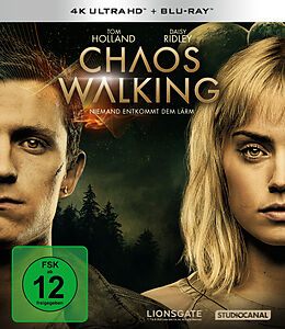 Chaos Walking 4K UHD Blu-ray UHD 4K
