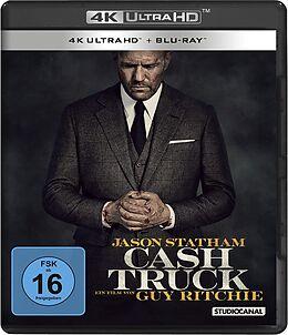 Cash Truck 4K UHD + Blu-ray Blu-ray UHD 4K + Blu-ray