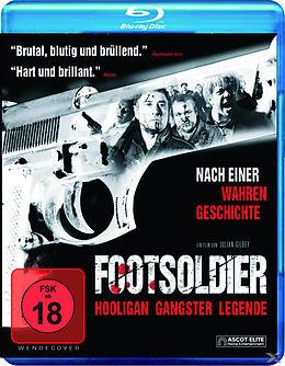 Footsoldier Blu Ray Blu-ray