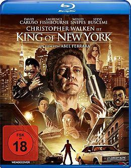 King Of New York Blu Ray Blu-ray