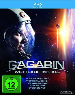 Gagarin - Wettlauf Ins All Blu Ray [Versione tedesca]