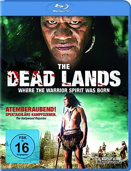 The Dead Lands Blu-ray Blu-ray