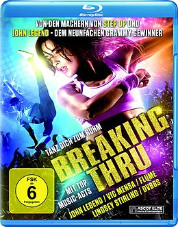 Breaking Thru Blu-ray Blu-ray