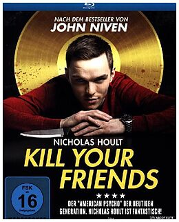 Kill Your Friends Blu-ray