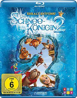 Die Schneekönigin 2 - Eiskalt Entführt 2d + 3d Br