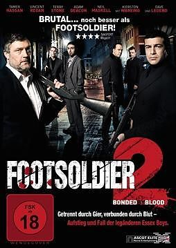 Footsoldier 2 DVD