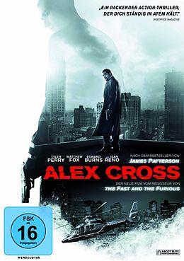 Alex Cross DVD