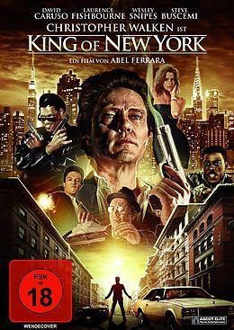 King of New York DVD