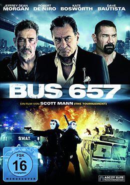 Die Entführung von Bus 657 DVD