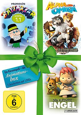 Die Animationsbox [Version allemande]