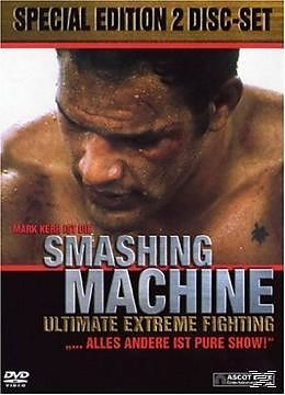 Smashing Machine - Ultimate Extreme Fighting [Version allemande]