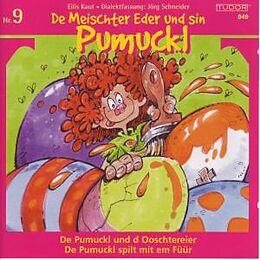 De Pumuckl und d Ooschtereier ; De Pumuckl spilt mit em Füür Cover