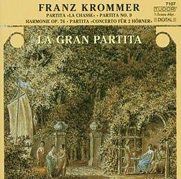 Partiten / Harmonie Op. 76