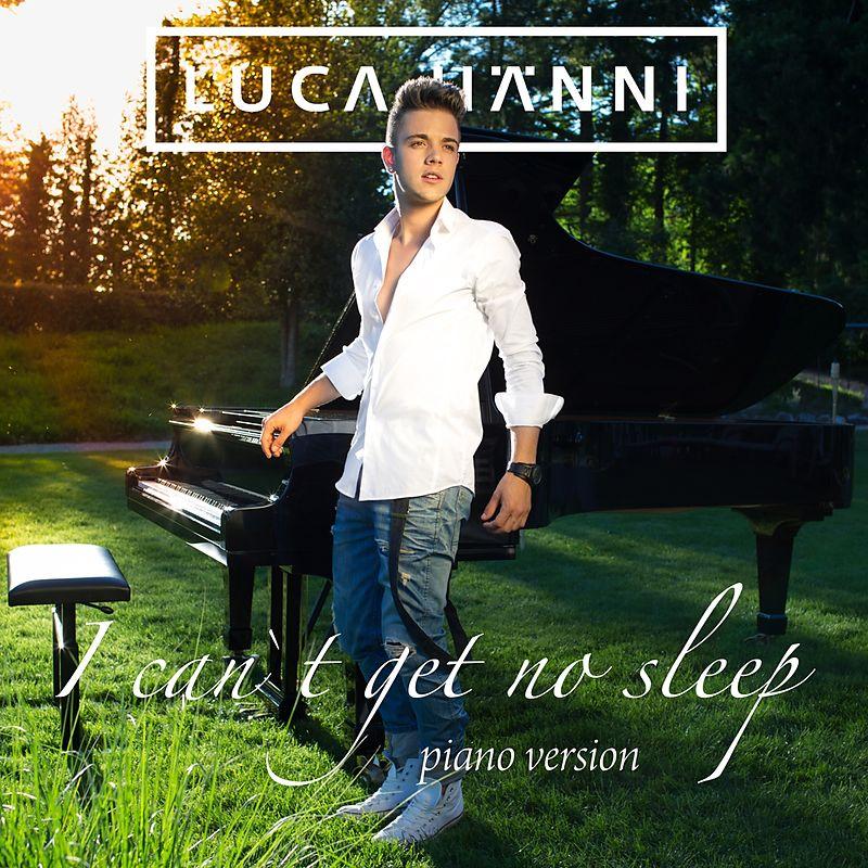 I Can't Get No Sleep (piano V