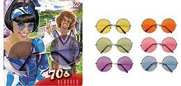bfa2cc5d7058 Hippie Brille rund Lennon orange - ORANGE - Brillen - online kaufen ...