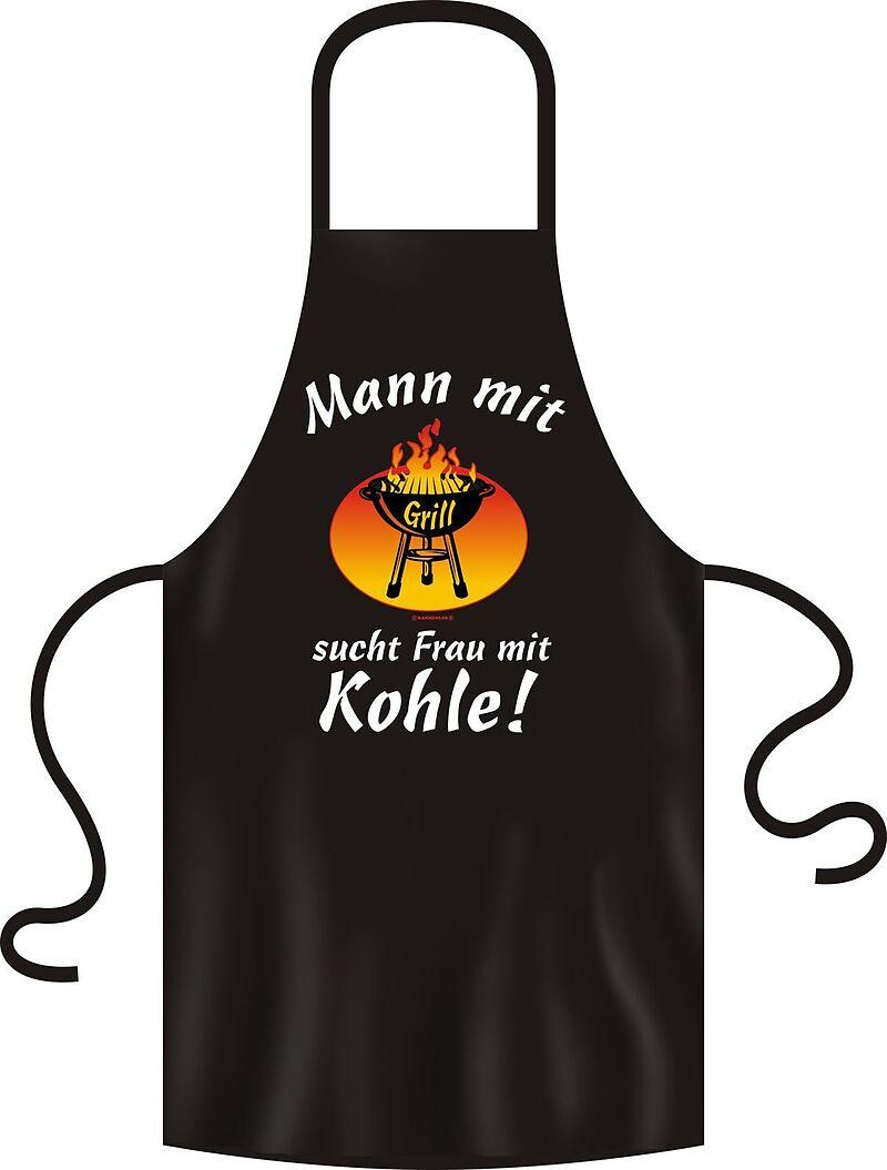 Mann mit grill sucht frau mit kohle schürze [PUNIQRANDLINE-(au-dating-names.txt) 65