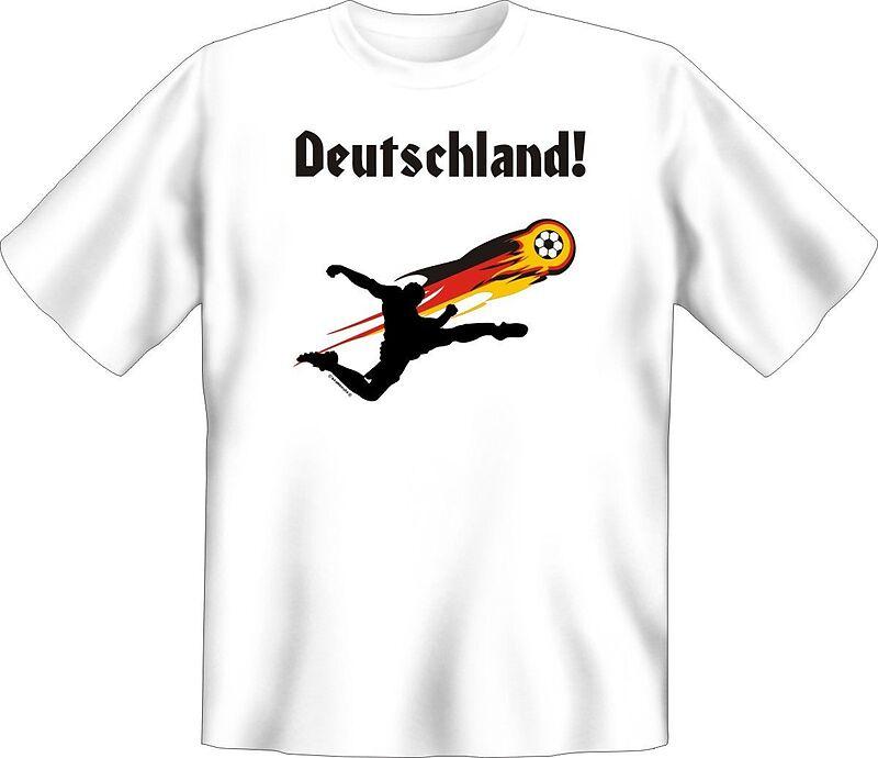 Deutschland Fussball T Shirt Xl Sprüche T Shirts Online Kaufen