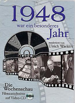 1948 DVD   Geburtstagskarte   1948 war ein besonderes Jahr