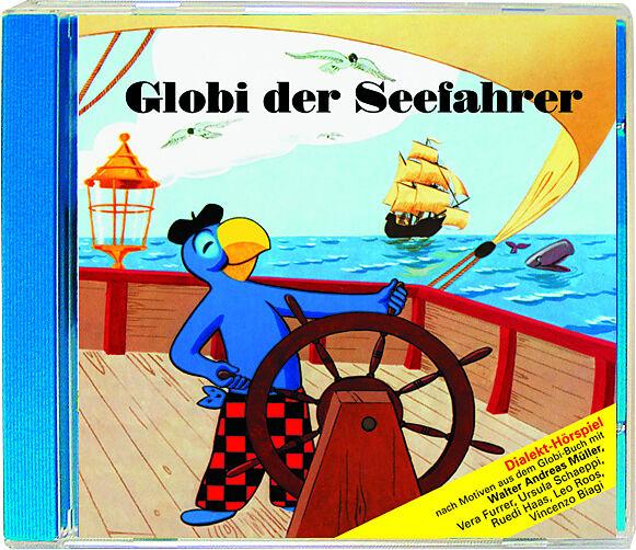 Globi der Seefahrer Cover