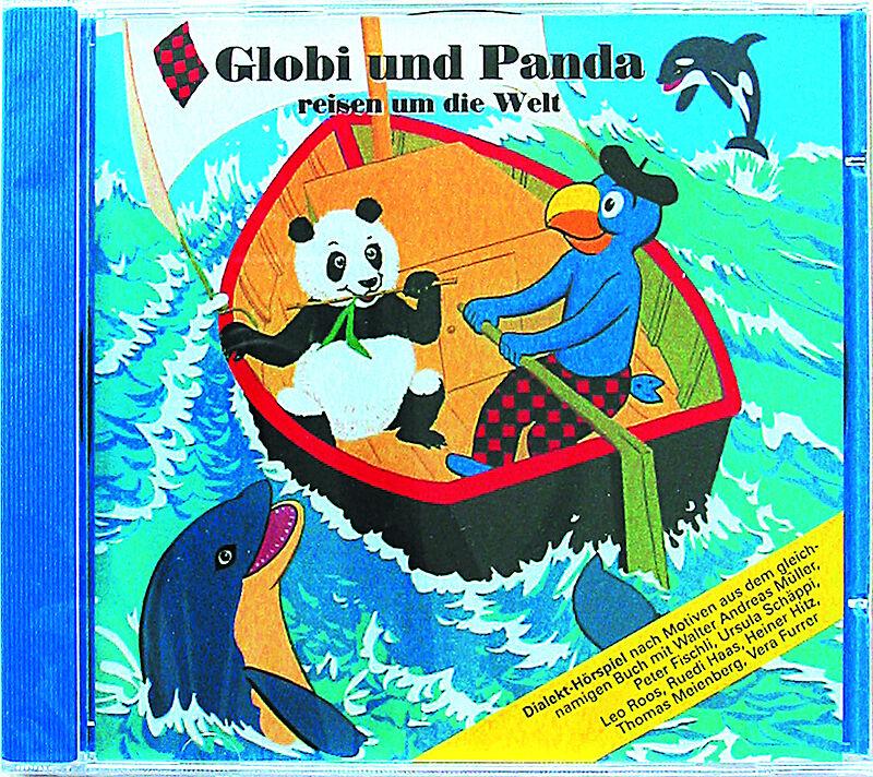 Globi und Panda reisen um die Welt Cover