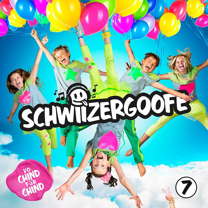 Schwiizergoofe 7 Cover