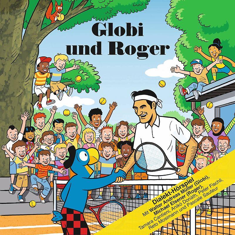Globi und Roger Cover