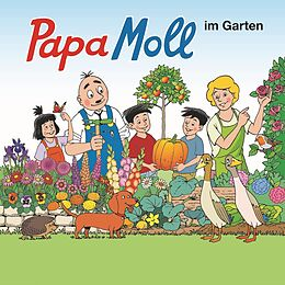 Papa Moll CD Im Garten